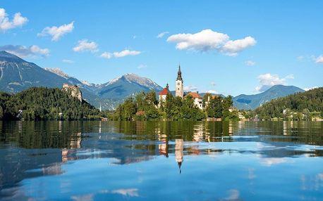 Julské Alpy - Slovinský kras, Julské Alpy