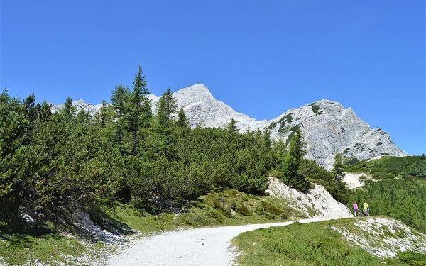 Pod štíty Julských Alp (cyklistika s průvodcem), Julské Alpy, autobusem, polopenze2