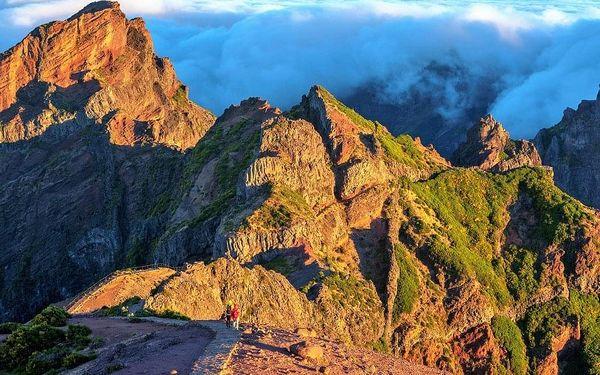 Madeira - turistická I., Madeira, letecky, bez stravy2