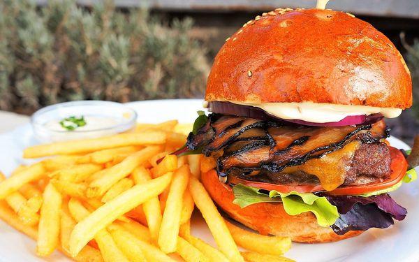 1x burger podle výběru3