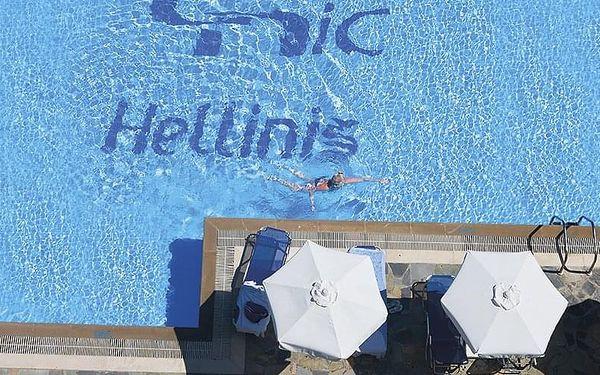 Hotel Hellinis, Korfu, letecky, all inclusive3