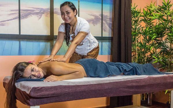 Thajská masáž, oxygenoterapie i sekt pro dva2