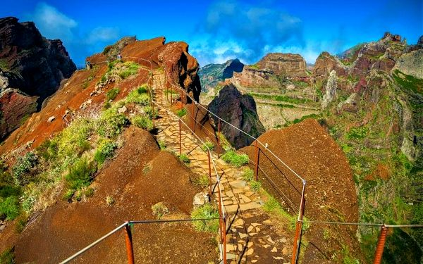 Madeira - turistická II., Madeira, letecky, bez stravy4