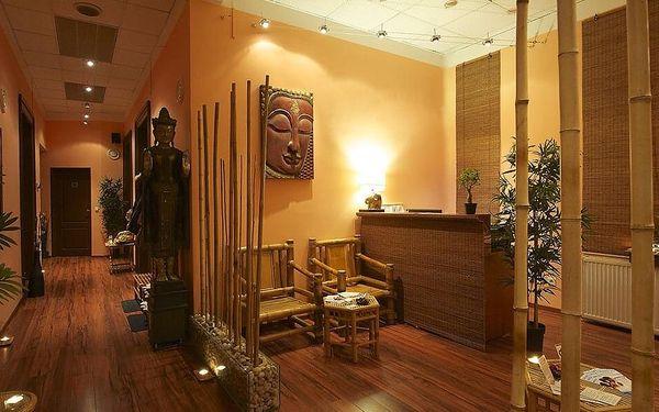 Thajská masáž, oxygenoterapie i sekt pro dva4
