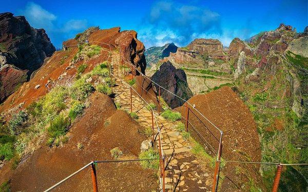 Madeira - turistická I., Madeira