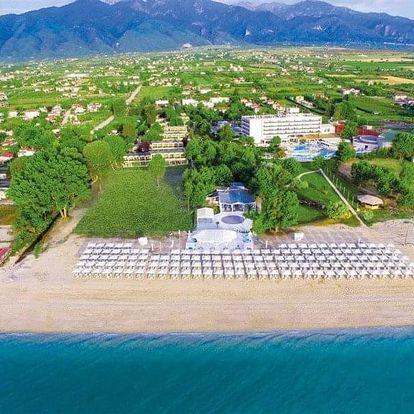 Řecko - Olympská riviéra letecky na 8-15 dnů, all inclusive