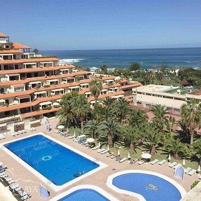 Španělsko - Tenerife letecky na 8 dnů, plná penze