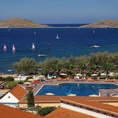 Řecko - Limnos letecky na 12 dnů