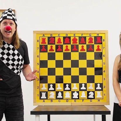 Šachový kurz pro začátečníky