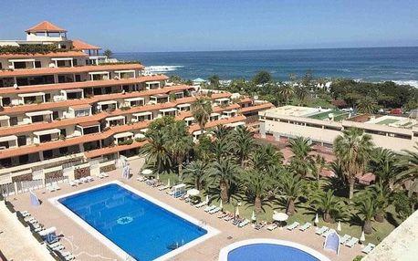 Španělsko - Tenerife letecky na 8-11 dnů, plná penze