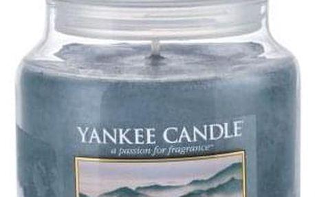Yankee Candle Misty Mountains 411 g vonná svíčka unisex