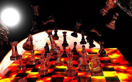 Šachový kurz pro mírně pokročilé