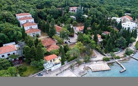 Chorvatsko - Krk na 6 dnů, polopenze