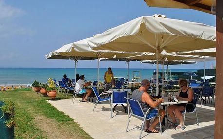 Řecko - Korfu letecky na 8-12 dnů, polopenze