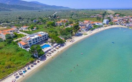 Řecko - Thassos letecky na 8 dnů