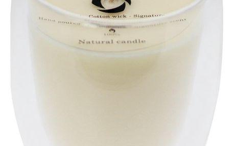 Maxxo Escential Svíčka ve skle Orchid Noir, přírodní vosk, 250 g