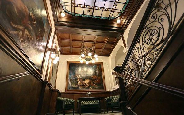 Relaxace a poznávání Karlových Varů pro dva s polopenzí, Karlovy Vary, Art Deco Wolker, 2 osoby, 4 dny2