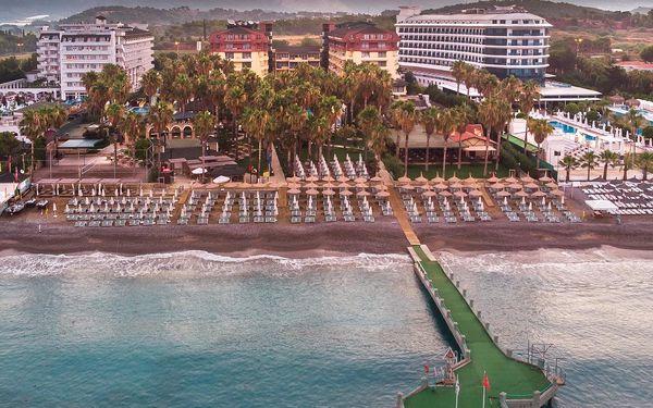 Hotel Meryan, Turecká riviéra, letecky, all inclusive2
