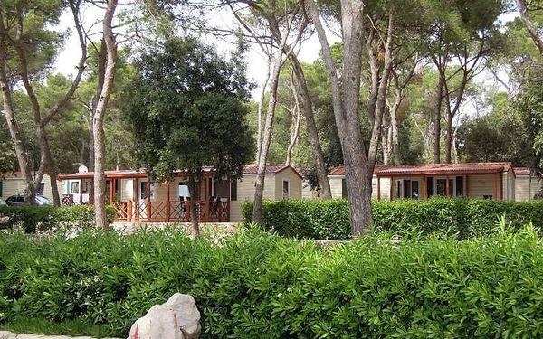 5 nocí - Camping Park Soline - mobilní domky - balíček Regiojet 2021, Severní Dalmácie, vlakem, bez stravy3