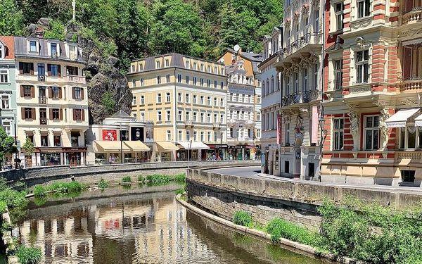 Poznávání Karlových Varů s polopenzí pro dva a hotel na kolonádě, Karlovy Vary, Art Deco Wolker, 2 osoby, 3 dny3