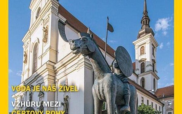 Roční předplatné časopisu Moje země + čísla z minulého roku2