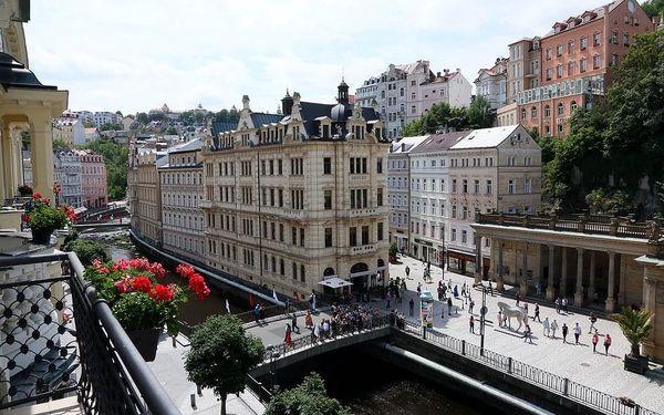 Relaxace a poznávání Karlových Varů pro dva s polopenzí, Karlovy Vary, Art Deco Wolker, 2 osoby, 4 dny5