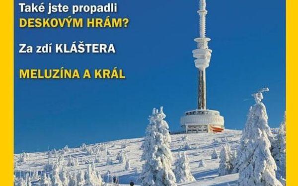 Roční předplatné časopisu Moje země + čísla z minulého roku3