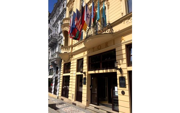 Poznávání Karlových Varů s polopenzí pro dva a hotel na kolonádě, Karlovy Vary, Art Deco Wolker, 2 osoby, 3 dny4