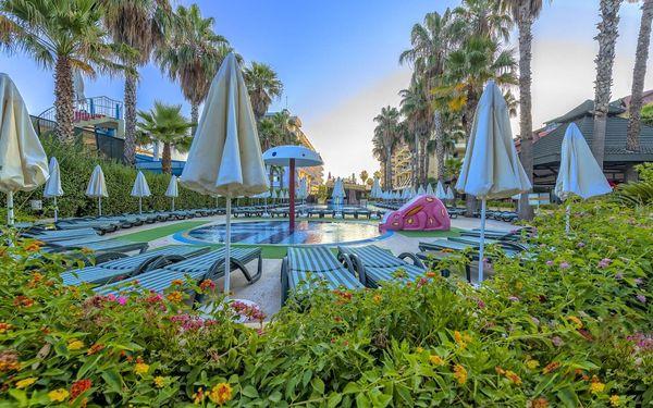 Hotel Meryan, Turecká riviéra, letecky, all inclusive5
