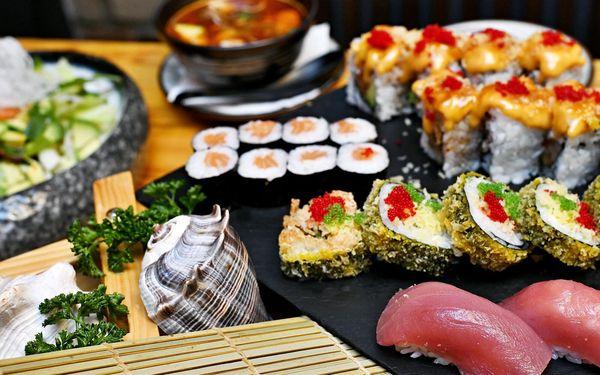 Sushi set pro dva3