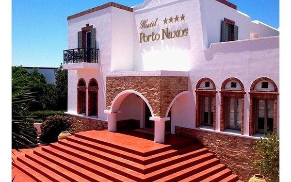 Porto Naxos Resort, Naxos, Řecko, Naxos, letecky, snídaně v ceně5