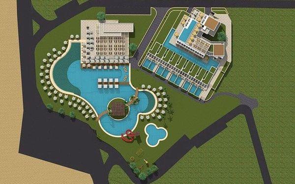 Galini Palace Resort hotel, Kréta, Řecko, Kréta, letecky, all inclusive4