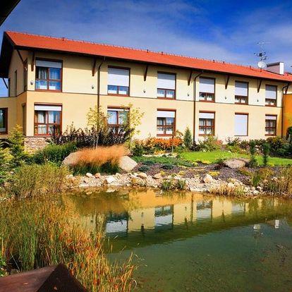 Hnanice, hotel Happy Star**** v krásné znojemské přírodě
