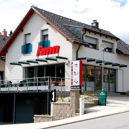 Humpolec, Vysočina: Penzion Fann