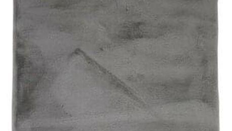 Koupelnová předložka Rabbit New dark grey, 50 x 80 cm