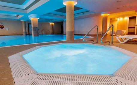 Boguszów-Gorce, elegantní hotel Piotr*** SPA & Wellness