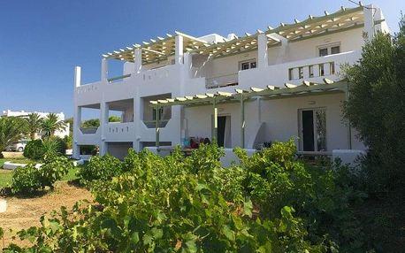 Řecko - Naxos letecky na 11-12 dnů