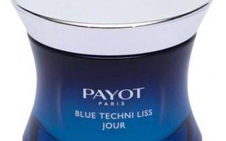 PAYOT Blue Techni Liss Jour 50 ml denní pleťový krém s ochranou proti modrému světlu pro ženy