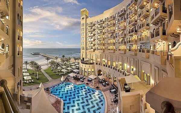 Hotel Bahi Ajman Palace, Dubaj, letecky, snídaně v ceně2
