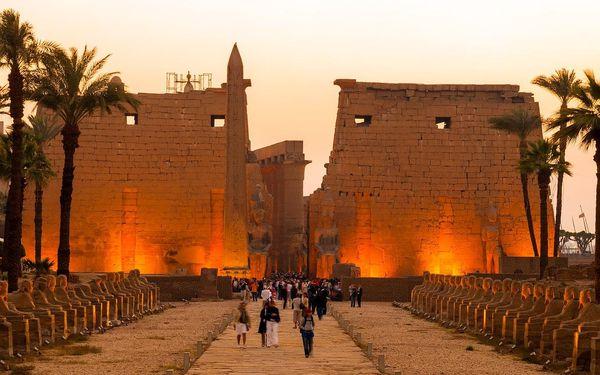 To nejlepší z Egypta s plavbou po Nilu, návštěvou pyramid a pobytem u moře, Hurghada, letecky, polopenze2
