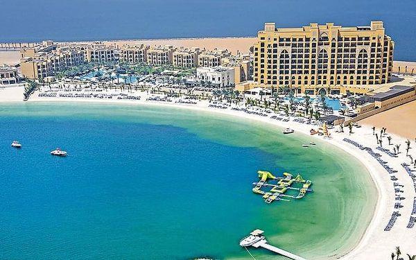 Hotel Double Tree By Hilton Resort & Spa Marjan Island, Dubaj, letecky, snídaně v ceně5
