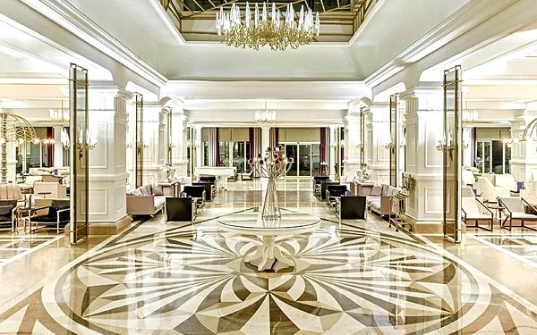Hotel Delphin Diva, Turecká riviéra, letecky, ultra all inclusive3