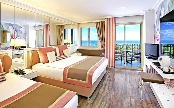Hotel Delphin Diva, Turecká riviéra, letecky, ultra all inclusive4
