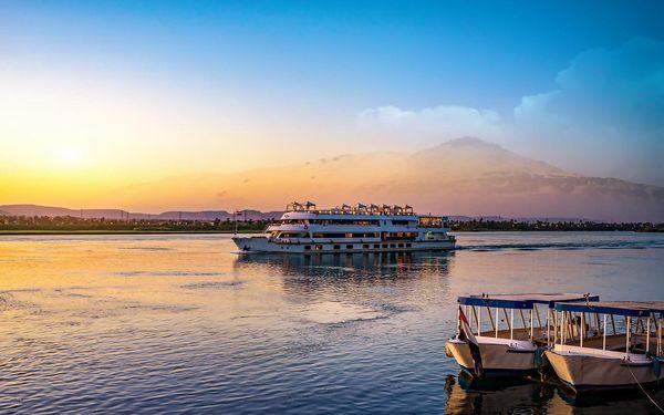 To nejlepší z Egypta s plavbou po Nilu, návštěvou pyramid a pobytem u moře, Hurghada, letecky, polopenze3