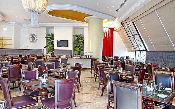 Hotel Grand Excelsior Al Barsha, Dubaj, letecky, snídaně v ceně2