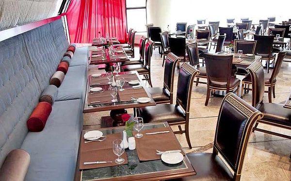 Hotel Grand Excelsior Al Barsha, Dubaj, letecky, snídaně v ceně3