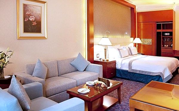 Hotel Grand Excelsior Al Barsha, Dubaj, letecky, snídaně v ceně4