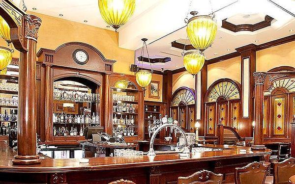 Hotel Grand Excelsior Al Barsha, Dubaj, letecky, snídaně v ceně5