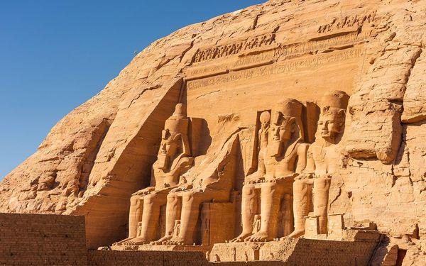 To nejlepší z Egypta s plavbou po Nilu, návštěvou pyramid a pobytem u moře, Hurghada, letecky, polopenze5