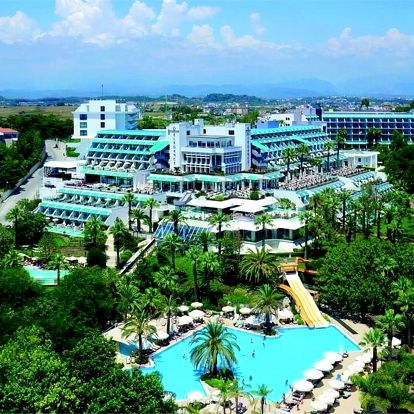 Turecko - Side - Manavgat letecky na 6-15 dnů, ultra all inclusive